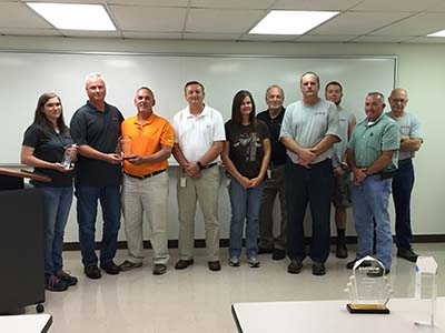 Northern Safety Recognized By Eastman Chemical For Sixth Year