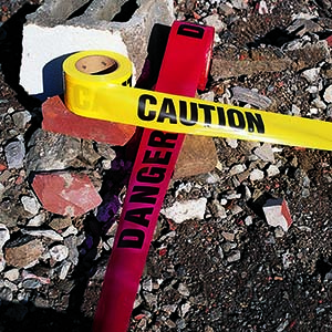 Barricade and Marking Tapes: Visibility for Your Work Hazards